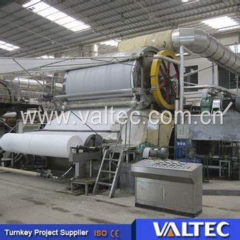 Toilet Paper Vat by Cylinder Vat Former Fully Automatic Jumbo Rolls Toilet