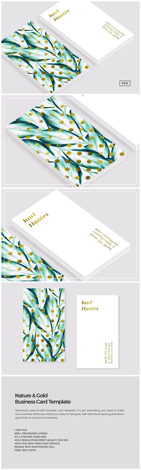 personal address cards templates 25 best ideas about gold business card on