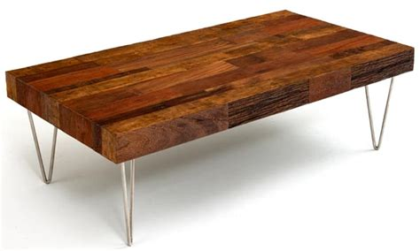 Modern Wooden Coffee Table Modern Meeting Rustic Coffee Table Woodland Creek Furniture