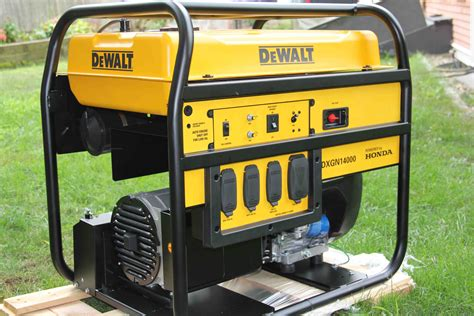 installing an emergency generator