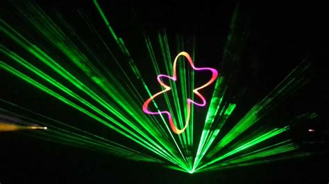 six flags laser lights darien lake laser light