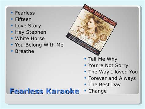 taylor swift style official instrumental mp3 fearless karaoke
