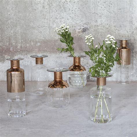 Buy Glass Vase by Buy Serax Gold Glass Vase Amara