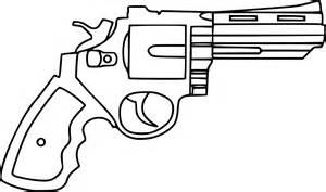 Coloriage Pistolet 224 Imprimer Sur Coloriages Info