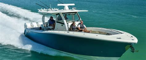 center console boats with cabin for sale stu jones welcomes center console boats at poker runs