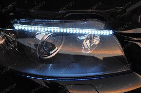 Audi Style Led Strip Lights Euro Style Led Strips Led Led Fog Light Strips