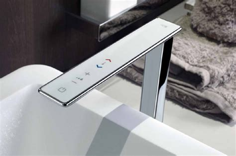 ispa collection  gessi faucets  digital technology