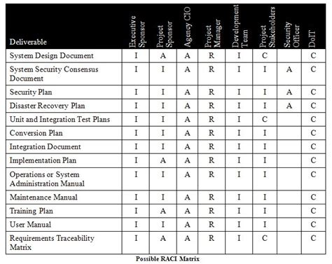Disaster Recovery Roles And Responsibilities by Phase 5 Design Cots Release Project