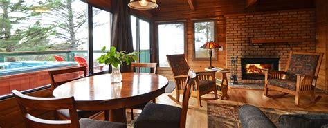 cabin   packhams cabin point  point resort