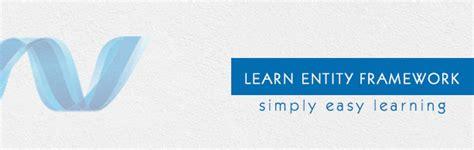 tutorialspoint entity framework entity framework tutorial