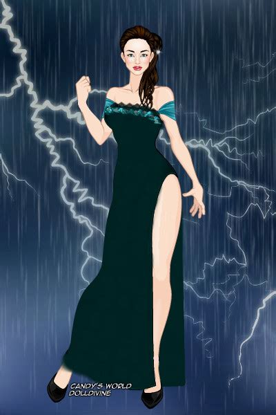 Kr1799 Dress Premium villainess in the by kcfantastic