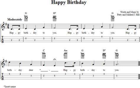 happy birthday song chords happy birthday wishes and gift ideas best happy birthday