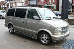 2003 Chevrolet Astro 2003 Chevrolet Astro Awd Gentry Automobiles