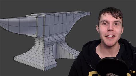 tutorial blender beginner blender beginner modelling tutorial part 1 youtube