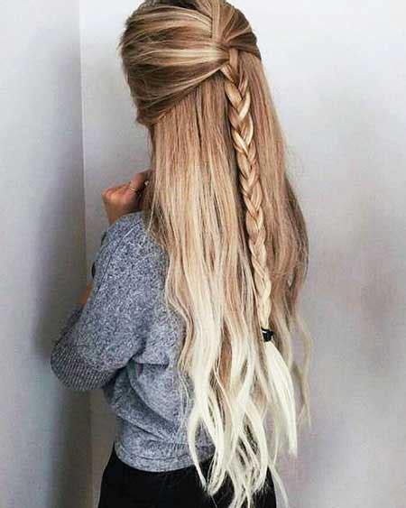 25 frisuren mit z 246 pfen f 252 r lange haare kurze frisuren haar