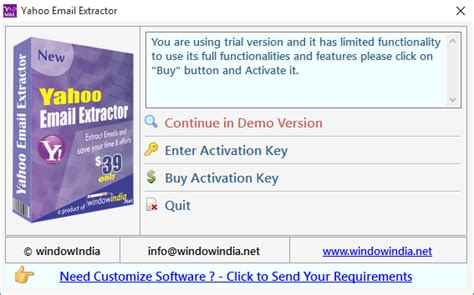 email yahoo for help extract email ids from yahoo mail account within minutes