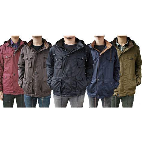 Jaket Pria Wanita Haskey Makalu Green Kualitas Premium jual jaket parka drill cotton premium 3121store