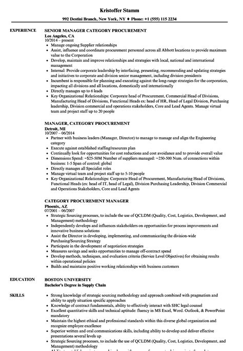 bunch ideas of procurement resumes sample resume purchasing manager