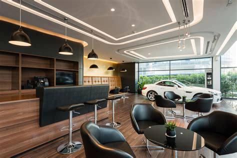 Dwp Interiors by Mercedes Lumpini Showroom Dwp