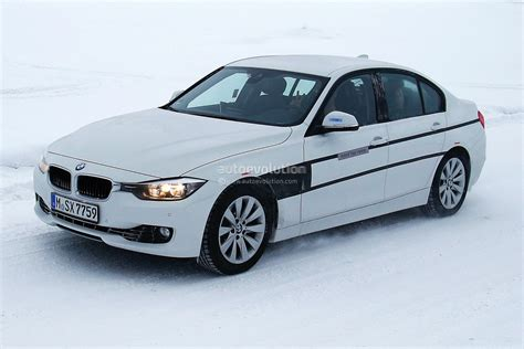first bmw first bmw 3 series plug in hybrid spied testing