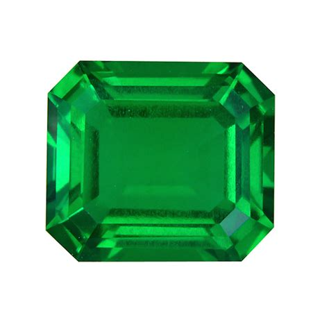buy lab created synthetic emerald gemstones