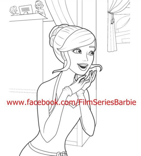 barbie movie coloring pages coloring pages barbie movies photo 33280105 fanpop