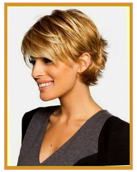 hairstyles for thin hair fuller faces ladies haircuts short hairstyles for fine hair full face