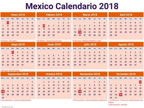 Korea Calendario 2018 Mexico Calendario 2018 Newspictures Xyz