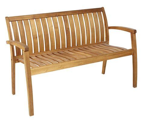 comprar banco de madera banco de madera robinia ref 17237724 leroy merlin