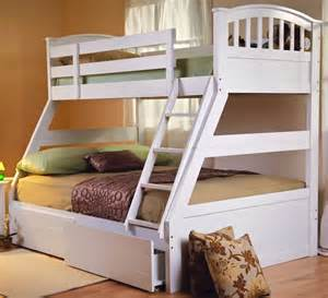white bunk bed sweet dreams epsom the home and