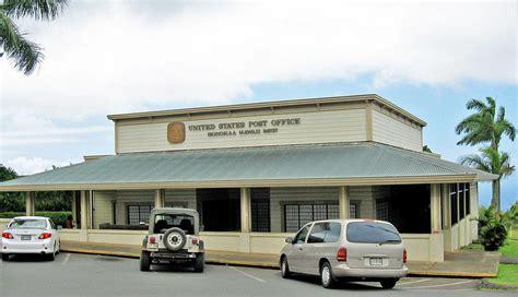 Honokaa Post Office honokaa hawaii