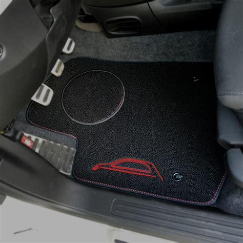 Fiat Car Mats by Fiat 500 Floor Mats Custom Made Premium Quality 500
