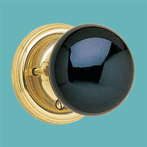Door Knob Backset privacy set door knob set black porcelain 2 3 8 backset