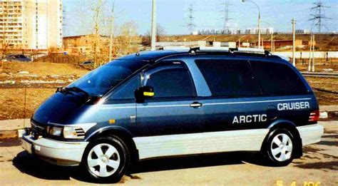 how to learn about cars 1993 toyota previa 1993 toyota previa information and photos momentcar