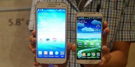 Samsung Galaxy Mega 5 8 Hitam galaxy mega resmi masuk indonesia harganya kompas