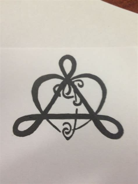 adoption tattoo meaning version the adoption symbol