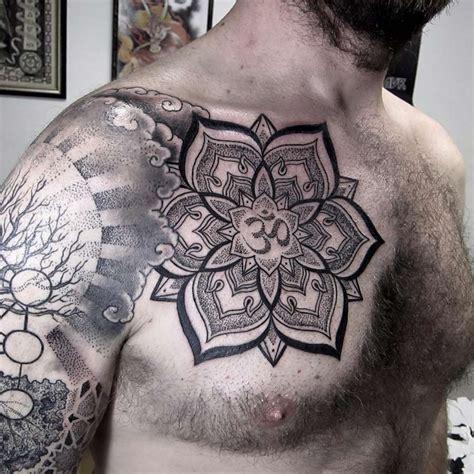mandala tattoo with om om mantra mandala best tattoo ideas designs