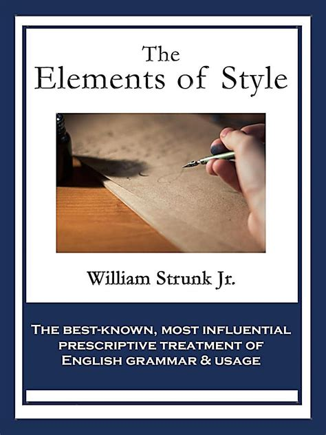 the elements of style ebook by william strunk jr the elements of style ebook jetzt bei weltbild de als