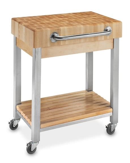 butcher block kitchen islands carts john boos john boos end grain butcher block classic kitchen cart
