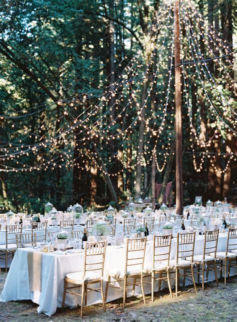 Wedding Reception Tent Diy String Lights Reception Tent Wine Country Weddings
