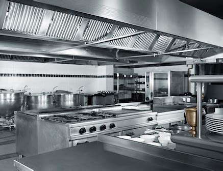 Kitchen Exhaust Cleaning by Commercial Kitchen Vent Restaurant Equipment Oven