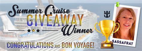 Cruise Giveaways - cyberbingo summer cruise giveaway