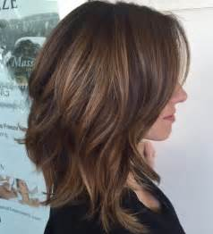 shoulder length hair for heavy 90 sensational medium length haircuts for thick hair in 2017