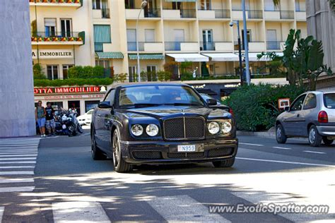 bentley monaco bentley brooklands spotted in monte carlo monaco on 08 20