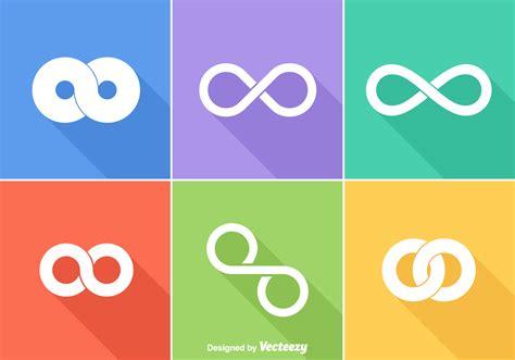 logo design icon vector free download free infinite loop vector logos download free vector art