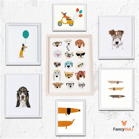 dog themed home decor modern dog themed gifts and decor from fancy huli dog milk