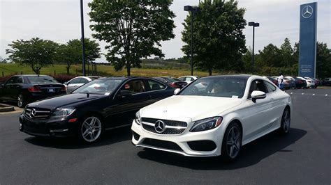 2017 C300 Coupe White by Compare The Mercedes C250 Coupe And The New 2017 C300