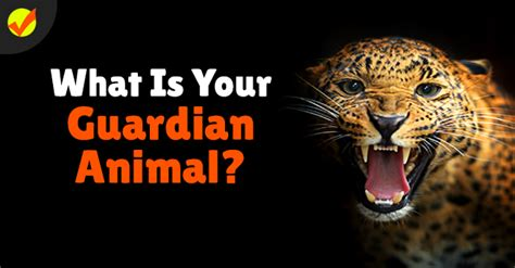 Guardian Name Quiz What Is Your Guardian Animal Quiz Social