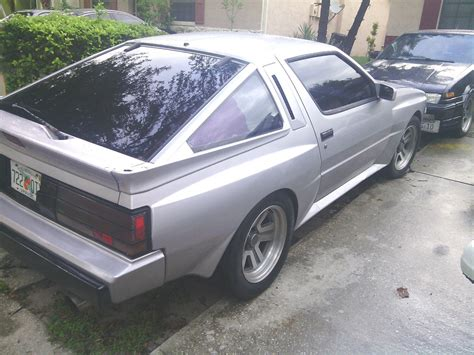 Chrysler Starion by Chrysler Conquest Mitsubishi Starion Classic