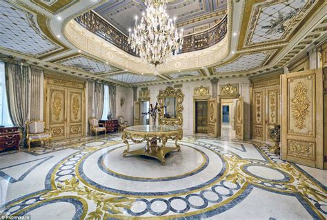 Ultimate Kitchen Floor Plans by Inside Russian Mega Mansions That Ve Had 163 40m Knocked Off